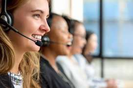 Need staff for call centre.