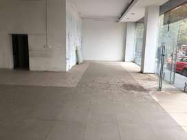 Showroom available for rent in navi mumbai.