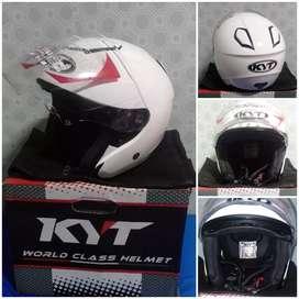 Helm Kyt Kyoto putih