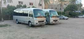 Luxury Transports are available for Booking and for monthly Contract.