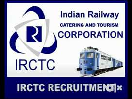 Requirement for IRCTC