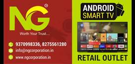 """Smart led tv 24"""",32""""40""""50""""55""""65""""75""""available"""