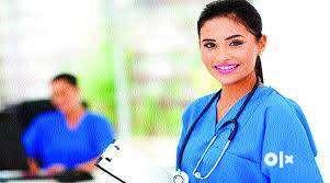 Nurse job.