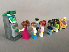 Lego Atm compatible to any lego board