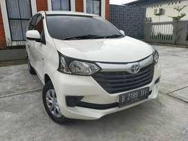 DP 20 juta. Toyota Grand Avanza E 1.3 Automatic 2015