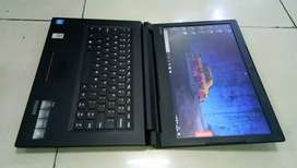 Laptop Lenovo ram 4GB HDD 1000GB siap pakai COD bogor