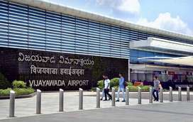 Male and Female Airport Job Vacancy in Salem