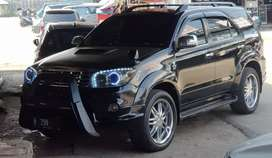 Fortuner G Luxury A/T 2009