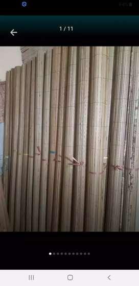 Tirai Rotan enau,Tirai kayu moyif,Tirai bambu