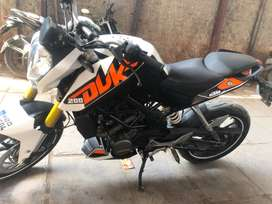 good condition bike 1st owner