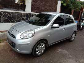 Nissan March 2011 Matic Mulus