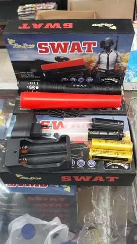 Senter Swat Jl-N2 Zoom