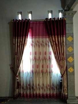 Hordeng gorden tirai korden dekor istimewa