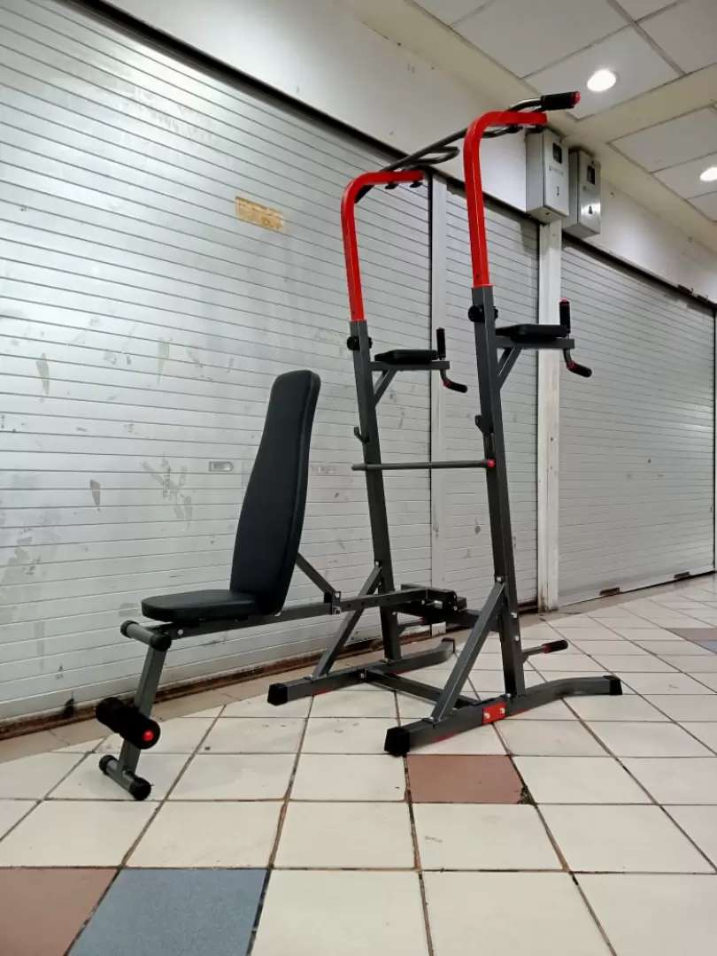 New arrival pull up station
