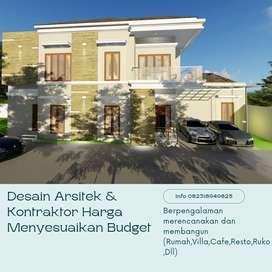 Desain Arsitek dan Kontraktor Bandung Harga Sesuai Budget