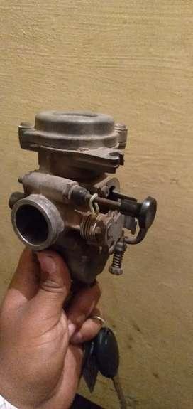 Pulsar 150 carburetor.