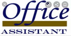 Requirement for office assistant