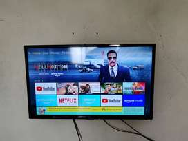 32 inch LED TV with Amazon fire stick