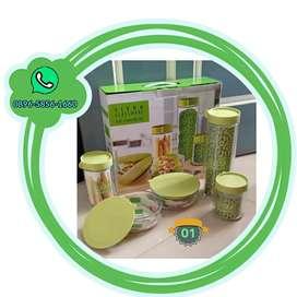 Toples siera glassware isi 5 pcs