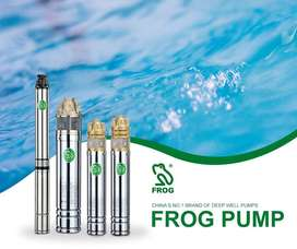 Frog Submersible Pump .75 KW for Home