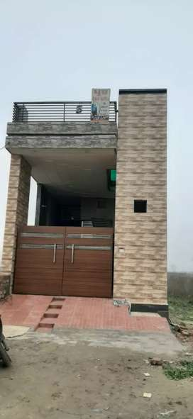 Well maintained house Total area 87 gaj house for sale