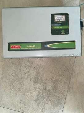 V-Guard Stabilizer model VND-400