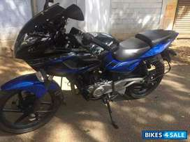 Single hand running bike with new condition