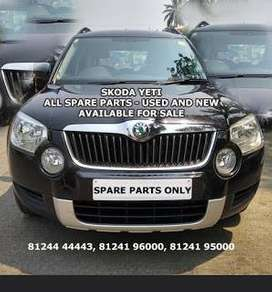 SKODA-YETI ENGINE AVAILABLE FOR SALE