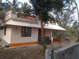 30 cent land and 1250 sq feet house