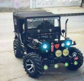 open Willy JEEP