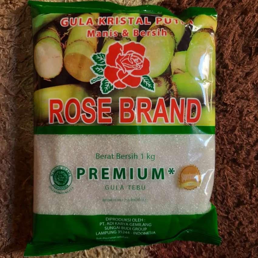 Gula Pasir Kemasan 1kg Rose Brand rosebrand murah 0