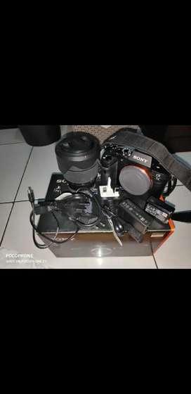 Camera Sony A7II.kondisi mulus