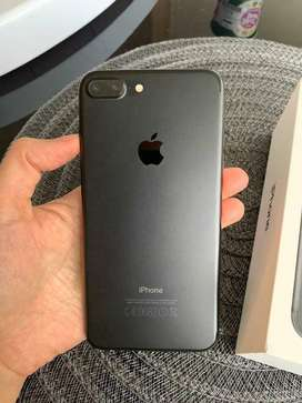 Used Iphone 7 Plus In New Like condition