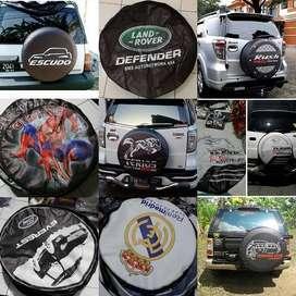 Spesial Cover Ban Serep Mobil Pajero-Ecosport Istimewa Tentu terios cr