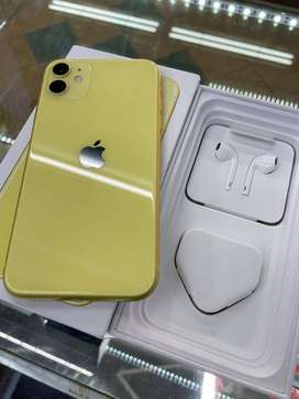 i-phone 11 (64gb) at good condition all models are available  cash on