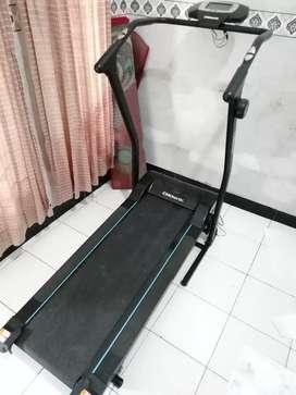 Treadmill Manual Magnetic - Kinetic