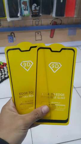 TEMPERED GLASS FULL ASUS MAX PRO M2