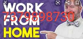 Home based part time job data entry work