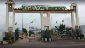 Malir Town Residency Phase1 Plots Available At Cheap Price