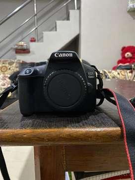 Canon 1500d brand new