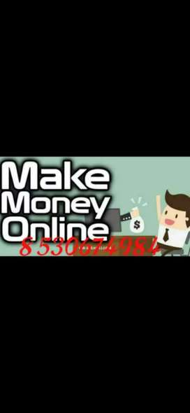Part time / Full time jobs in India. Home based data entry woks...
