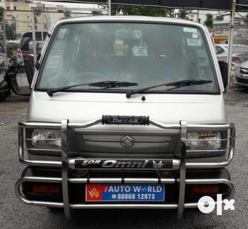 Maruti Suzuki Omni E 8 STR BS-IV, 2016, Petrol 0