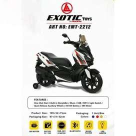 MOTOR AKI XMAX/MOTOR ANAK XMAX EXOTIC