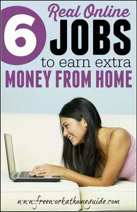 Online part time home base jobs