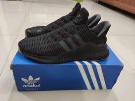 Sepatu Adidas Original Climacool 02/17 All Black