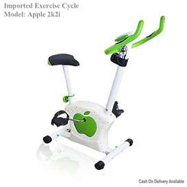Advance Apple Magnetic Gym Workout Bike, it is your choice Get fit or