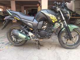FZ-S Rs 45,000