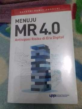 buku baru menuju MR10