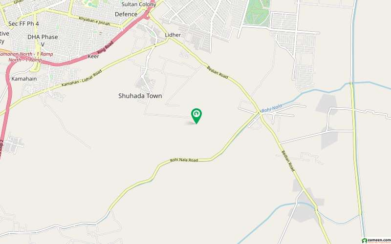Block k Plot # 1668 for Sale in DHA Phase 9 Prism (ALL PAID file)
