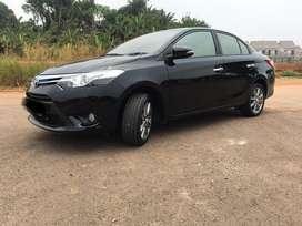 Toyota all new Vios G 1.5 2014 AT attitude black